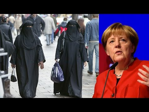 Germany Wants To Ban Muslim Attire