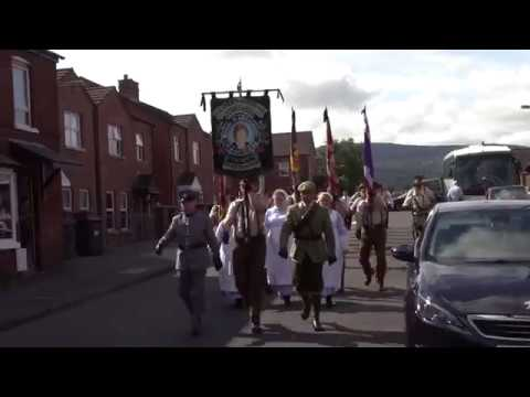 Greengairs Thistle Flute Band (Scotland ) @  Brian Robinson Memorial Parade 2018