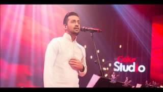 "Atif Aslam's  Without Music ""Tajdar e Haram"" | Unplugged"