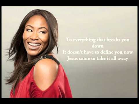 Mandisa: Say Goodbye - Official Lyric Video