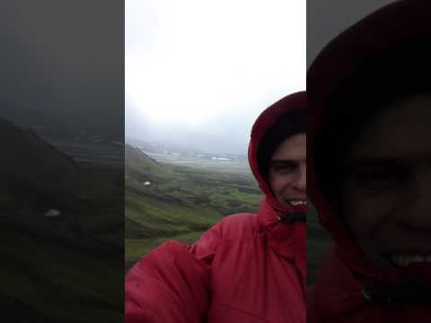 Wind in Iceland