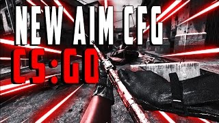 ✅BEST AIM CFG FOR CS:GO 2016-2017✅ АИМ КФГ КС ГО ✅