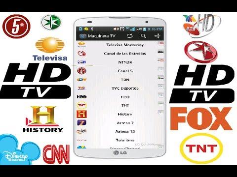 La Mejor App Para Ver Tv En Tu Android 2016 664 Canales