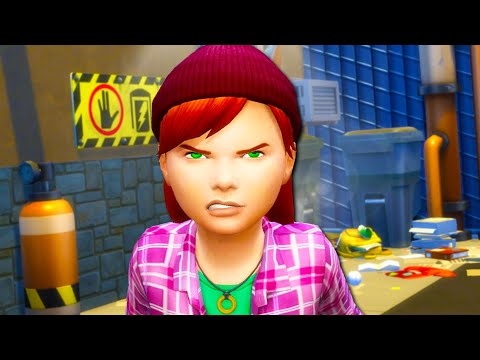 Sims 4 | The Problem Child | Story