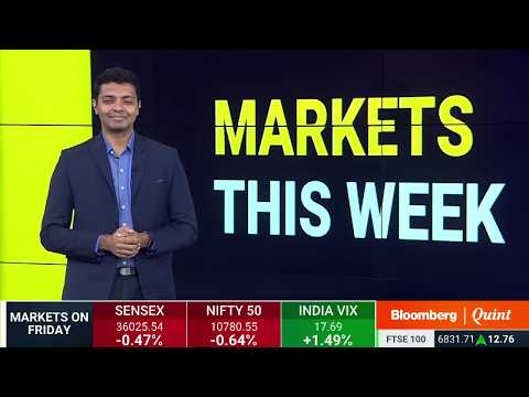 Market Wrap: Sensex, Nifty Log Second Worst Week In Over A Month #BQ