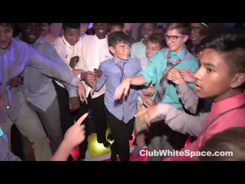 Jeremy Jacobs Bar Mitzvah 4-30-16 PART 4 Club White Space Hallandale Beach, Florida
