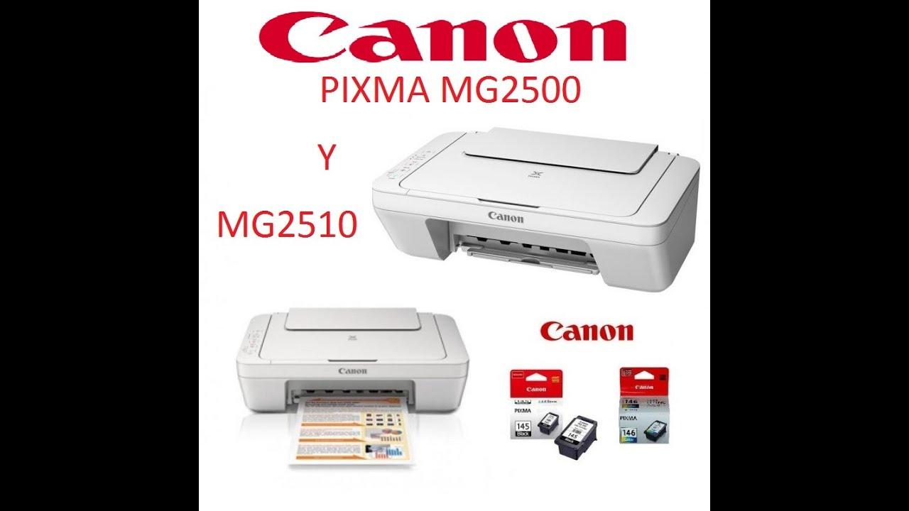 Canon 2500 printer