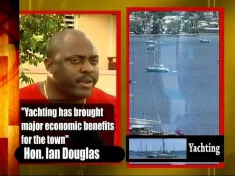GIS Dominica: Focus on Development - Portsmouth
