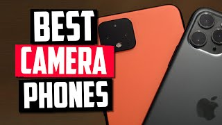 Best Camera Phones in 2020 [Top 5 Phones With The Best Camera]