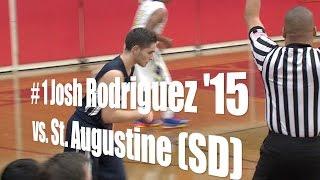 # 1 Josh Rodriguez '15, Sonora, 31 Pts. St Augustine (San Diego), 12/27/14