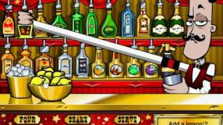 bartender the right mix rock and roll