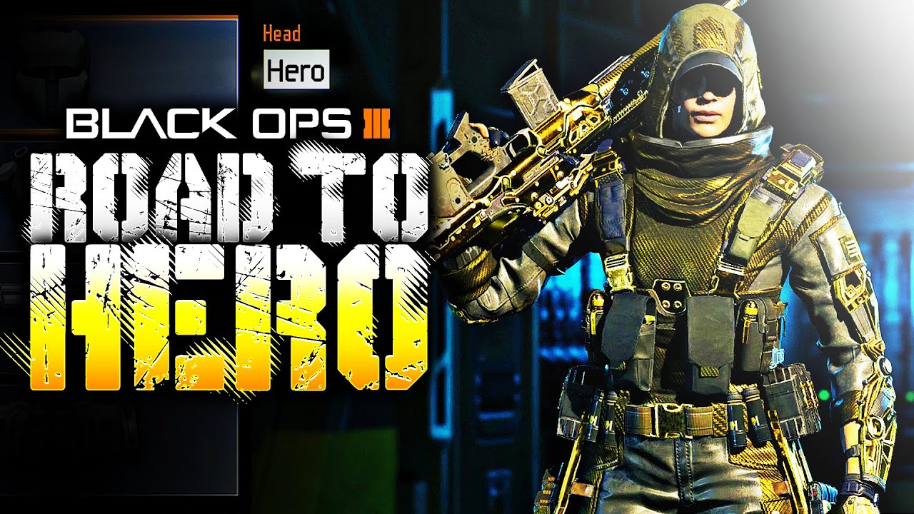 BO3: ROAD TO HERO (OUTRIDER)