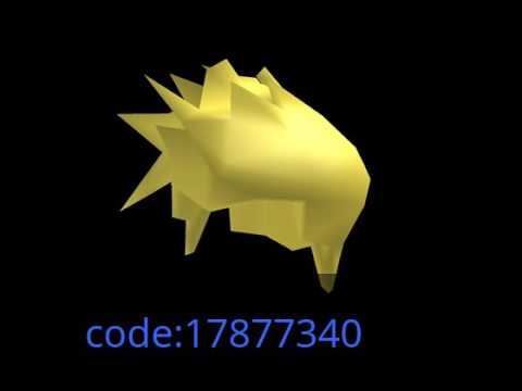 Roblox Boy Hair Id Codes