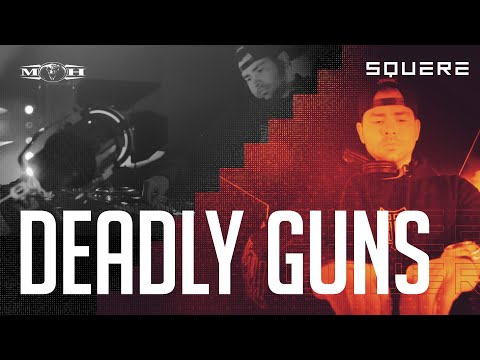Deadly Guns 'Hardcore Therapy by Masters of Hardcore' @ Brabanthallen, 's-Hertogenbosch by Squere