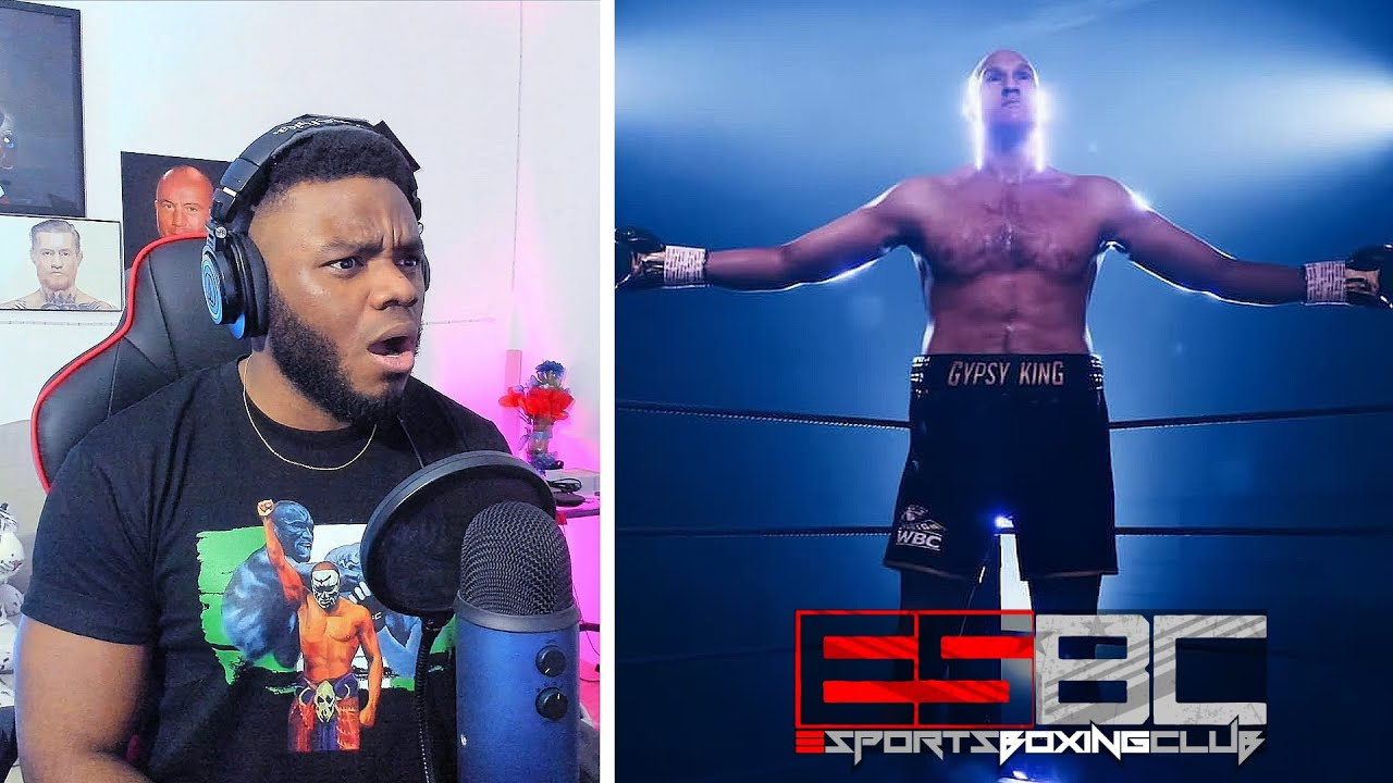 Esports Boxing Clubs Takes It To A Whole New Level!
