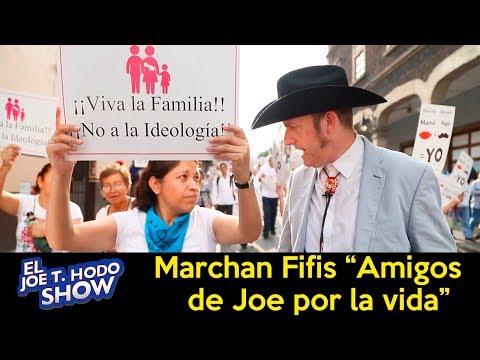"""Marchan Fifis """"Amigos de Joe por la Vida"""""""