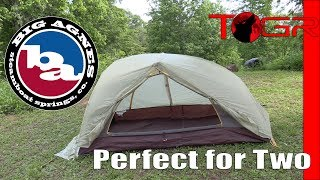 Big Agnes Happy Hooligan UL2 Tent - Perfect for Two - Preview