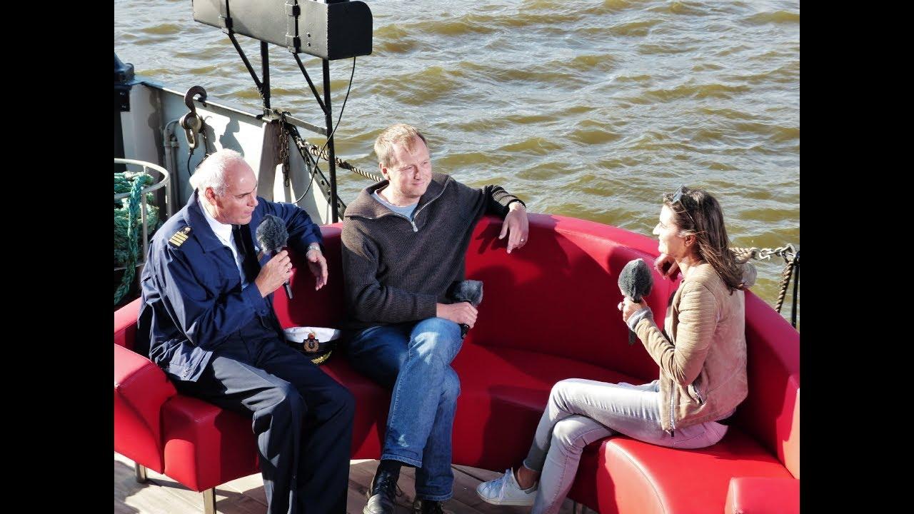 Das Rote Sofa Auf Der Karl Friedrich Steen Ndr Fernsehen Youtube