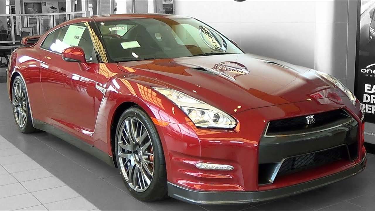 2016 nissan gt-r: review - youtube