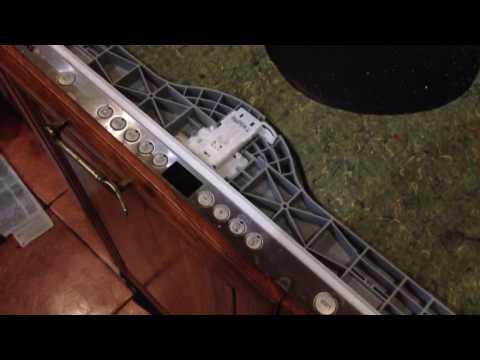 Посудомоечная машина ошибка E15 ремонт дома Siemens Bosh   [ПОЛУЧИЛОСЬ]  SOLVED!
