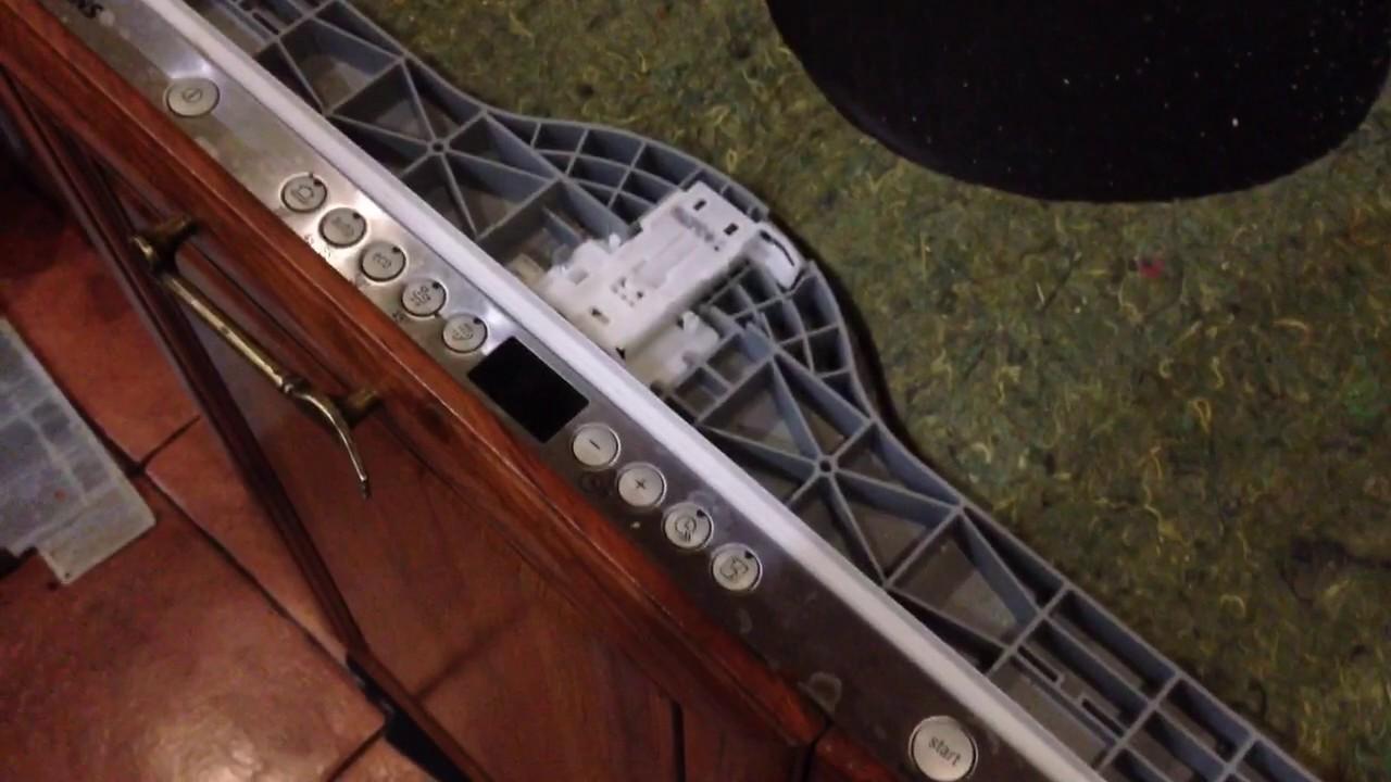 Посудомоечная машина ошибка E15 ремонт дома Siemens Bosh - [ПОЛУЧИЛОСЬ] SOLVED!