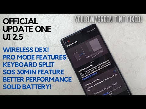 Samsung Galaxy Note 9 - Official One UI 2.5 Features & October 2020 Update!
