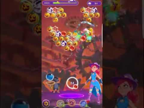 Bubble Witch 3 Saga Level 279 ~ No Boosters