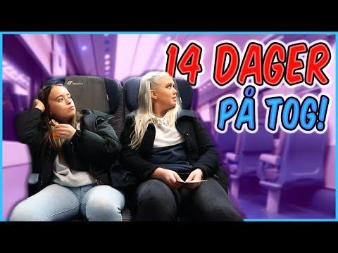 Europa Rundt på 14 dager! - med Sara Høydahl