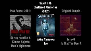 Video Game Music & Their Original Samples.