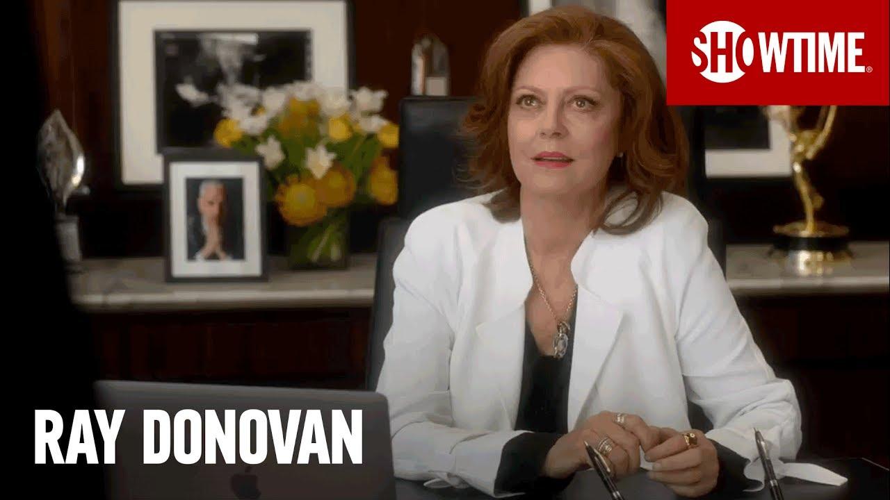 Susan Sarandon On Sam Winslow Ray Donovan Season 5