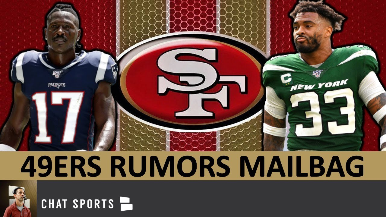 49ers Rumors: Sign Antonio Brown? Jamal Adams Trade? Deebo Samuel vs. Brandon Aiyuk | Mailbag