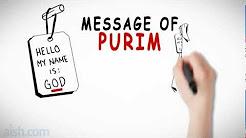 Purim Animated