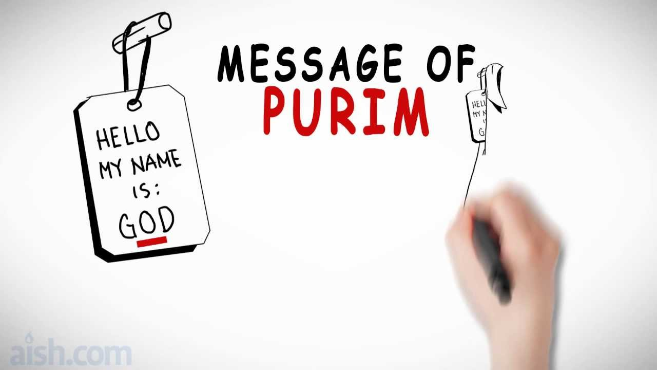 Purim Animated