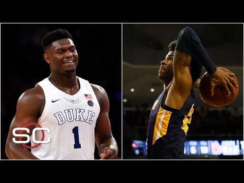 2019 NBA Mock Draft: Zion Williamson, Ja Morant and Cam Reddish | SportsCenter thumbnail