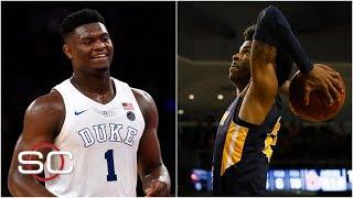 2019 NBA Mock Draft: Zion Williamson, Ja Morant and Cam Reddish | SportsCenter