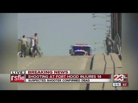 4 confirmed deaths in Fort Hood shooting