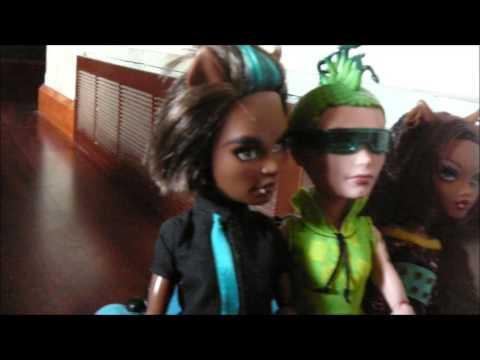 Monster High Tik Tok Ke$ha Parody, With ''New''  Deuce Gorgon!!!!!!
