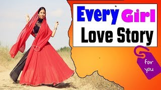 Every Girl Single Sided Love Story || Love Story In Hindi By Mahatmaji Technical || Hindi Poetry