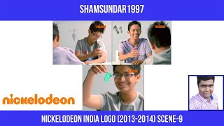 Nickelodeon India Logo (2013-2014) Scene-9