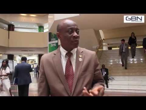 Interview with Ghana Finance Minister - Part 1