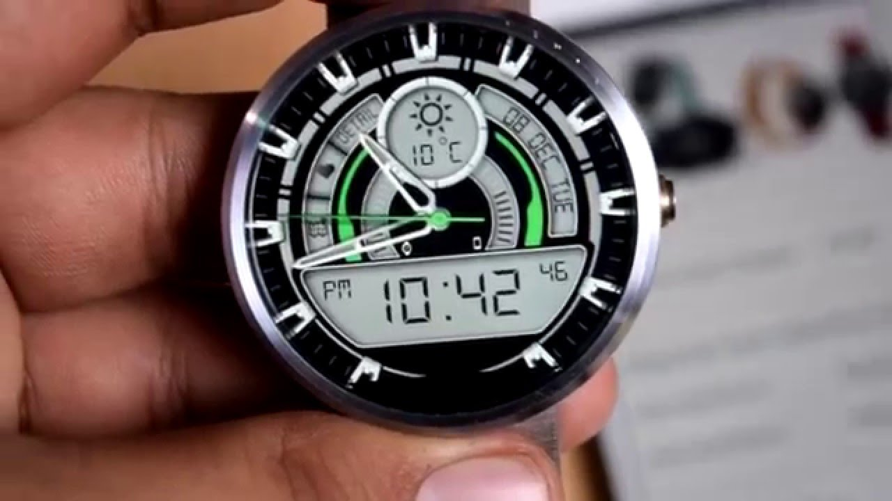 Facer android wear - Facer Android Wear