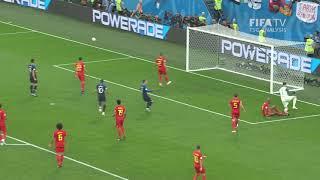 Goalkeeper Analysis - X Block Clip 1 - FIFA World Cup™ Russia 2018