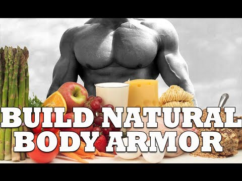 Building Body Armor: Nutrition for Fighters