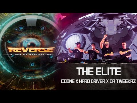 Reverze 2020 | The Elite (Coone, Da Tweekaz & Hard Driver) | Drops Only! 🔥⚡