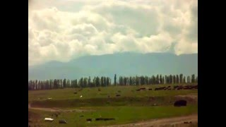 Кыргызстан чуйская обл окраина города Токмак
