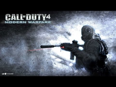 Как установить Multiplayer Call Of Duty 4 Modern Warfare? Легко!