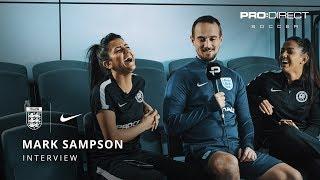 PRO DIRECT SOCCER   England Women'€™s Team Euro 2017: Mark Sampson Interview