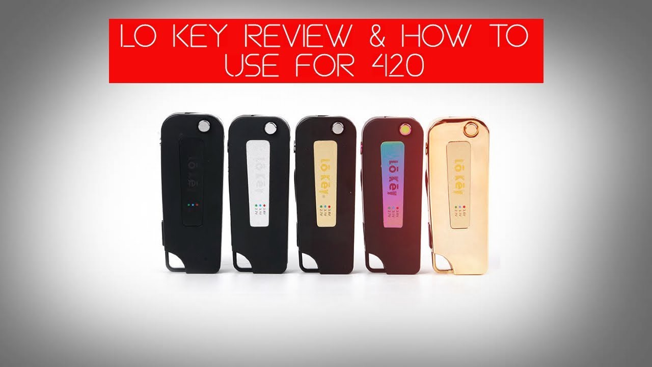 Lo Key Battery Review How To Use The Lo Key For 420 Youtube
