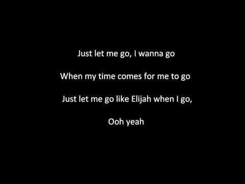 Chi Coltrane - Go Like Elijah (Lyrics)