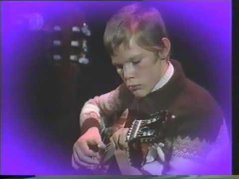 Guitar Special 1/6 Martin Taylor, Richard Smith (aged 11) Diz Dizley with Bireli Lagrene